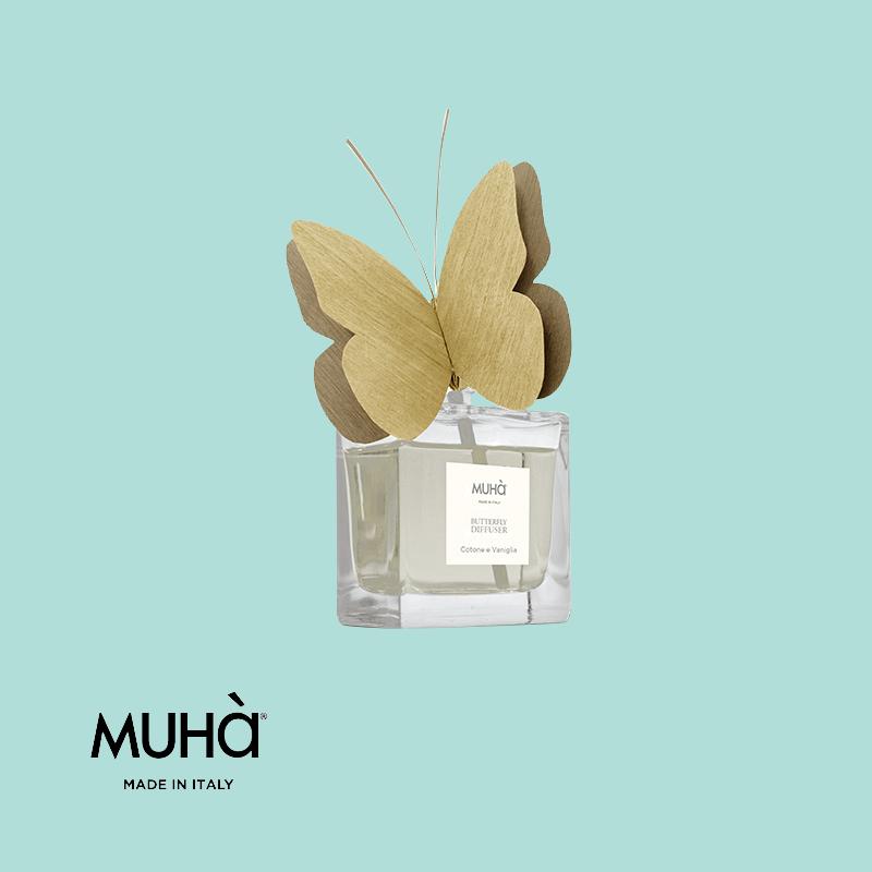 Muhà | Diffusore Butterfly