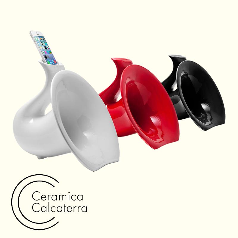Ceramica Calcaterra | Saxo Phone